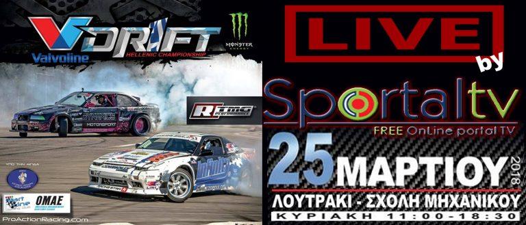 HCD Race1 ΛΟΥΤΡΑΚΙ 2018 Highlights