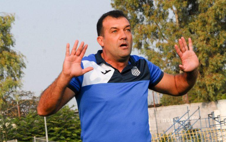 Καλύβας ο νέος προπονητής στο Αιγάλεω