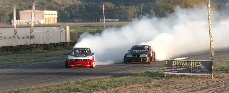 Το επεισόδιο με όλη την δράση από τον 1ο αγώνα του Hellenic Drift Championship,είναι εδώ!